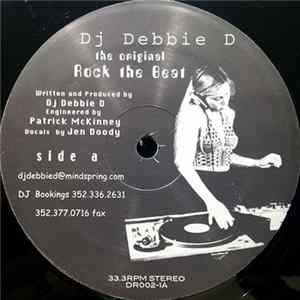 DJ Debbie D - Rock The Beat Album