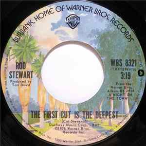 Rod Stewart - The First Cut Is The Deepest / The Balltrap Album