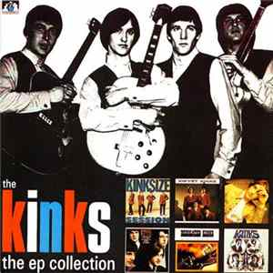 The Kinks - The EP Collection Album