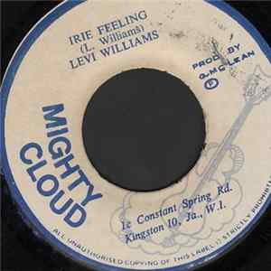 Levi Williams - Irie Feeling Album