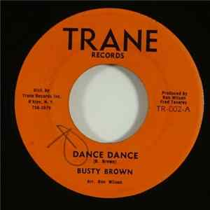 Busty Brown - Dance Dance Album
