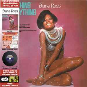 Diana Ross - Everything Is Everything Album
