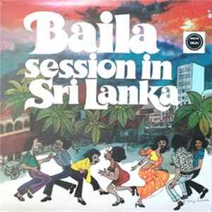 Various - Baila Session In Sri Lanka Album