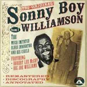 Sonny Boy Williamson - The Original Sonny Boy Williamson Volume 1 Album