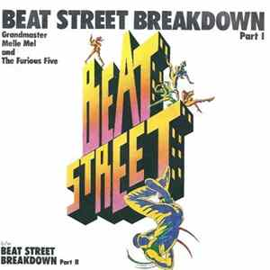 Grandmaster Melle Mel & The Furious Five - Beat Street Breakdown Album