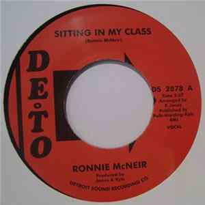 Ronnie McNeir - Sitting In My Class Album