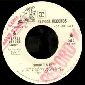 Pearls Before Swine - Rocket Man / God Save The Child Album
