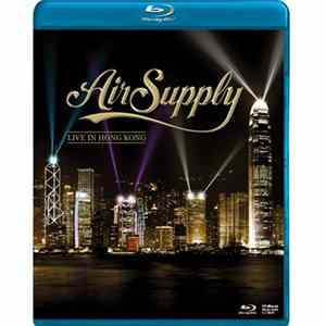 Air Supply - Air Supply Live In Hong Kong Album