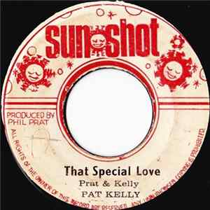 Pat Kelly - That Special Love Album
